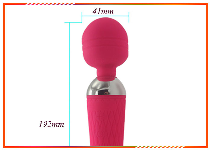 chày rung tình dục AV dụng cụ tình yêu nữ – CR246   Dụng cụ kích thích điểm G dạng máy rung âm đạo